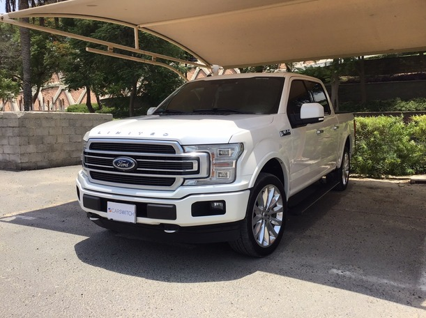 Used 2018 Ford F150 for sale in sharjah