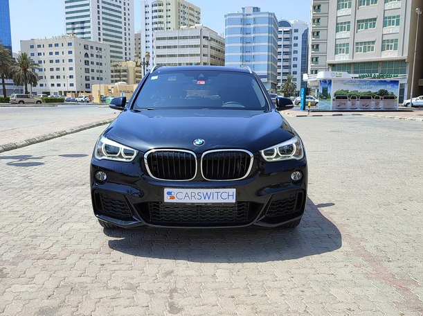 Used 2017 BMW X1 for sale in sharjah