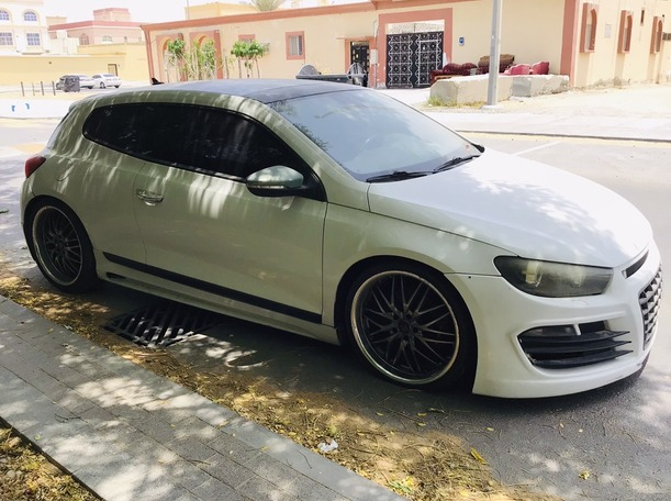 Used 2009 Volkswagen Scirocco for sale in abudhabi