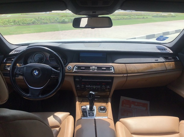 Used 2010 BMW 750 for sale in dubai