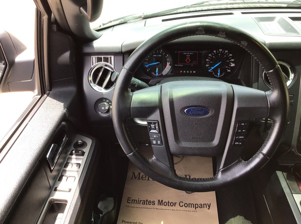 Used 2015 Ford Expedition for sale in abudhabi