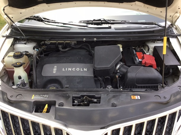 Used 2015 Lincoln MKX for sale in dubai