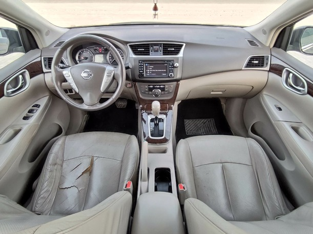 Used 2014 Nissan Sentra for sale in sharjah