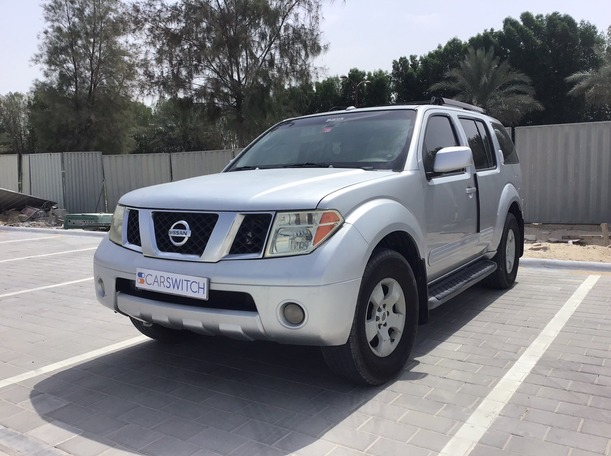 Used 2006 Nissan Pathfinder for sale in dubai
