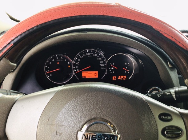 Used 2011 Nissan Altima for sale in abudhabi