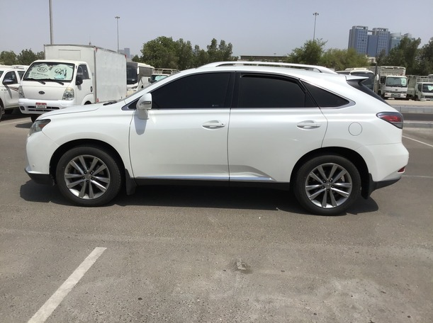 Used 2015 Lexus RX350 for sale in abudhabi