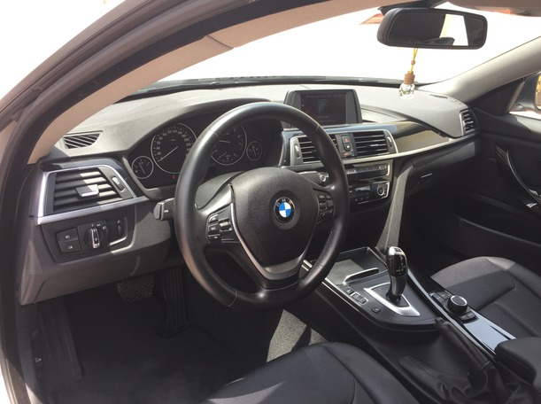 Used 2019 BMW 420 for sale in dubai