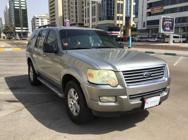 Used 2008 Ford Explorer for sale in abudhabi