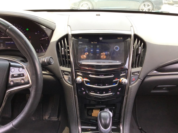 Used 2013 Cadillac ATS for sale in abudhabi