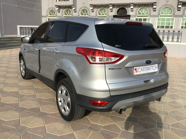 Used 2016 Ford Escape for sale in abudhabi