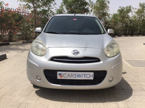 Used 2015 Nissan Micra for sale in sharjah