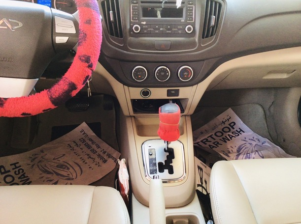 Used 2015 Chery E5 for sale in abudhabi