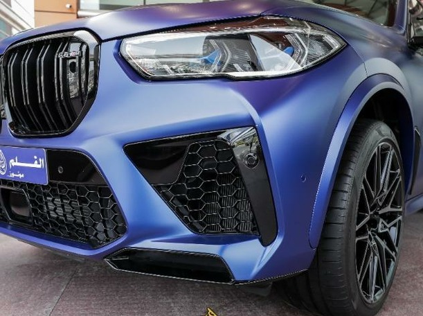 Used 2020 BMW X5 M for sale in dubai