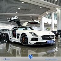 Used 2014 Mercedes SLS AMG for sale in dubai