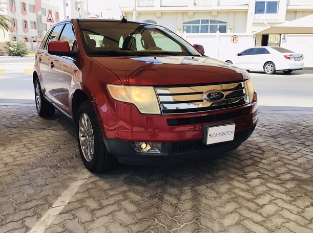 Used 2008 Ford Edge for sale in abudhabi