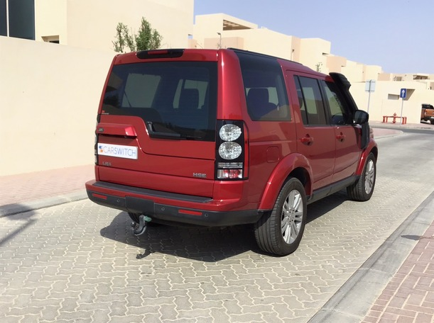 Used 2016 Land Rover LR4 for sale in dubai