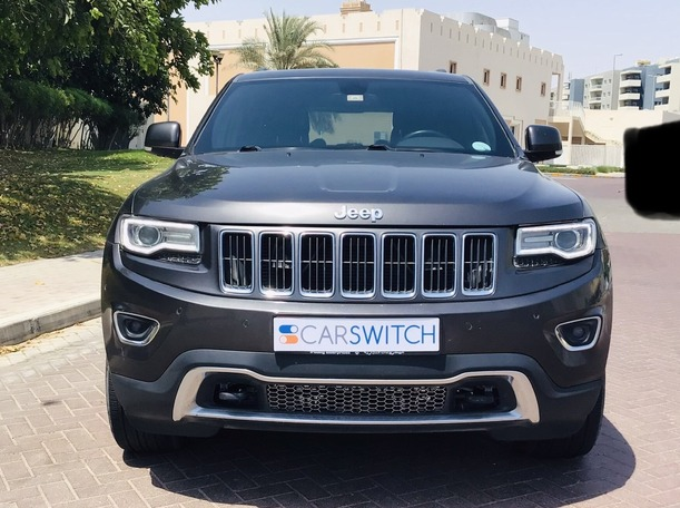 Used 2014 Jeep Grand Cherokee for sale in abudhabi