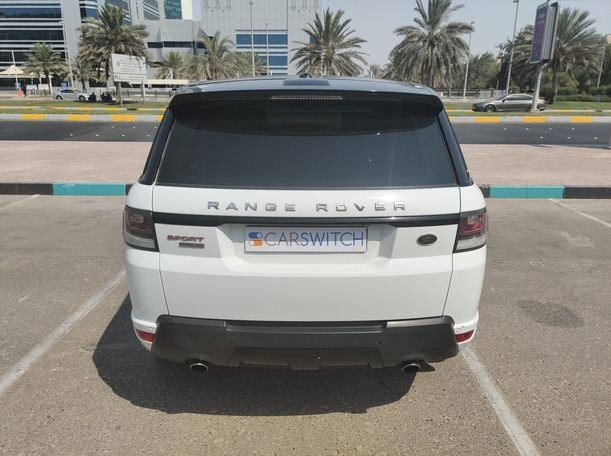 Used 2014 Range Rover Sport Autobiography for sale in abudhabi