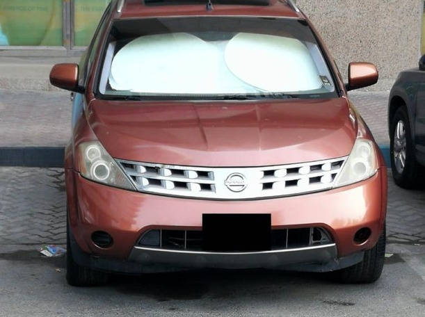 Used 2008 Nissan Murano for sale in abudhabi