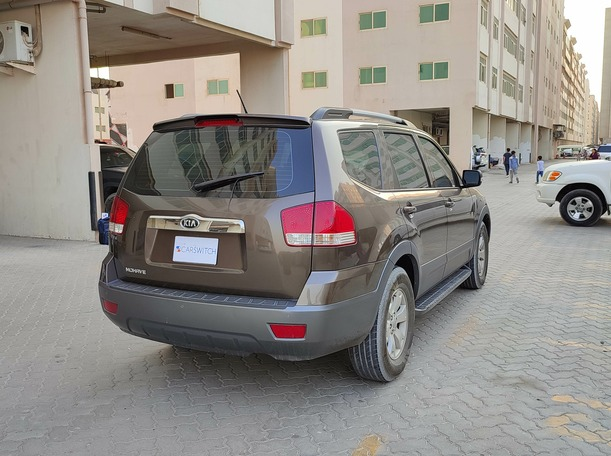 Used 2015 Kia Mohave for sale in sharjah