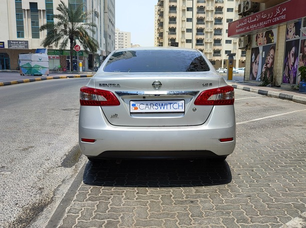 Used 2016 Nissan Sentra for sale in sharjah