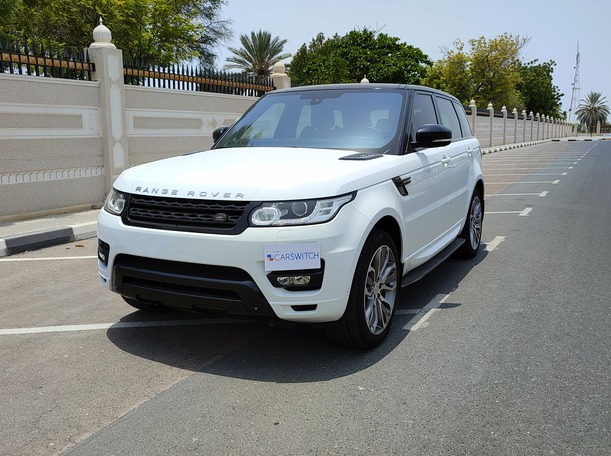Used 2015 Range Rover Sport for sale in sharjah
