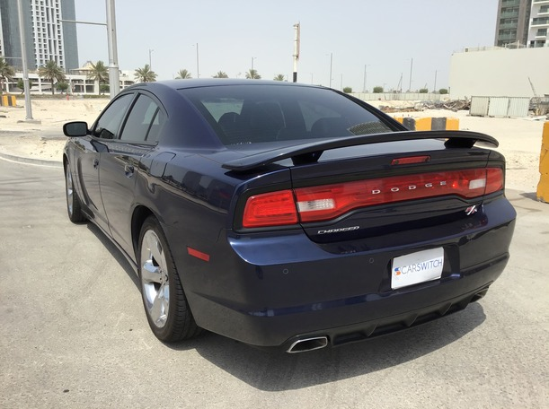 Used 2014 Dodge Charger for sale in abudhabi
