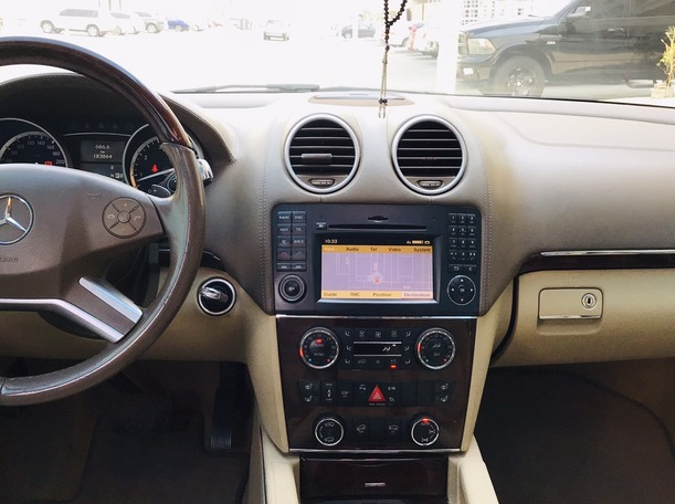 Used 2011 Mercedes GL500 for sale in abudhabi