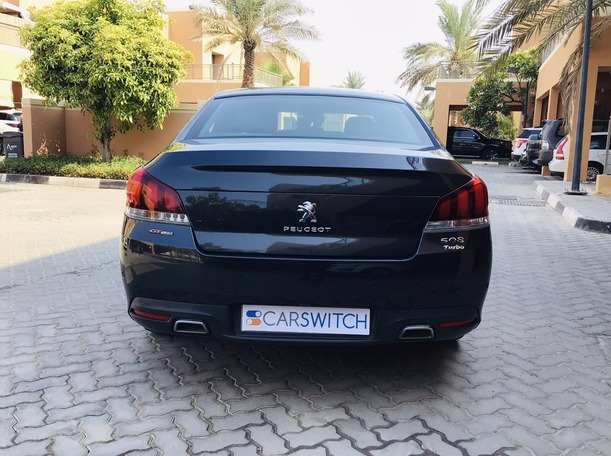 Used 2016 Peugeot 508 for sale in abudhabi