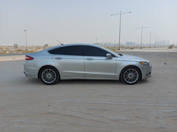 Used 2014 Ford Fusion for sale in dubai