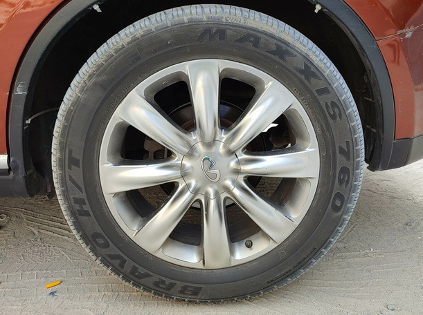 Used 2007 Infiniti FX35 for sale in sharjah