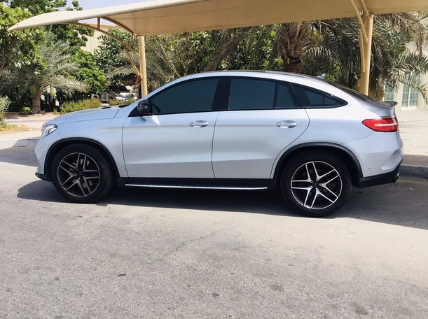Used 2018 Mercedes GLE43 AMG for sale in abudhabi