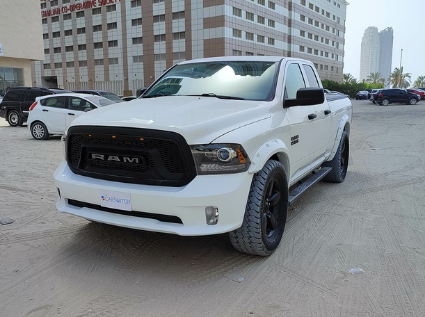Used 2018 Dodge RAM for sale in sharjah