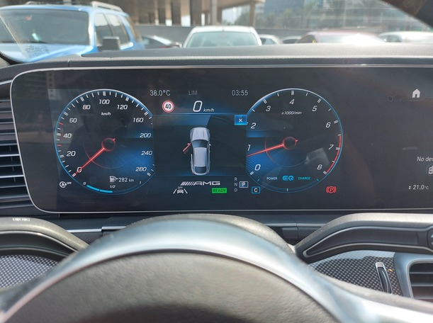 Used 2020 Mercedes GLE53 AMG for sale in dubai
