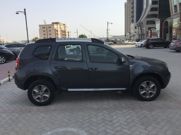 Used 2016 Renault Duster for sale in dubai