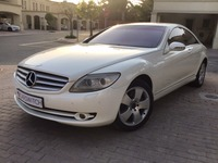 Used 2009 Mercedes CL550 for sale in dubai