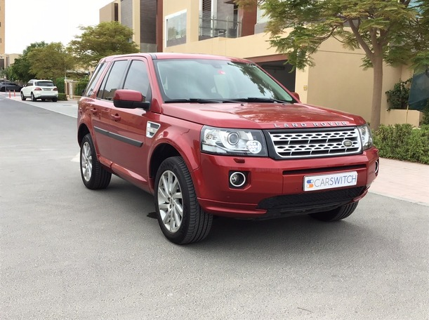 Used 2014 Land Rover LR2 for sale in dubai