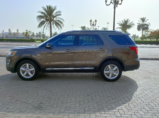 Used 2016 Ford Explorer for sale in sharjah