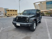 Used 2015 Jeep Wrangler for sale in sharjah