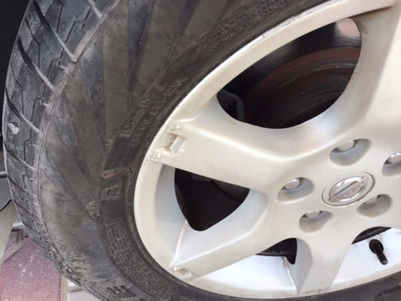 Used 2006 Nissan Altima for sale in abudhabi