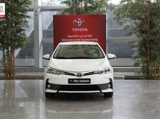 Used 2019 Toyota Corolla for sale in sharjah