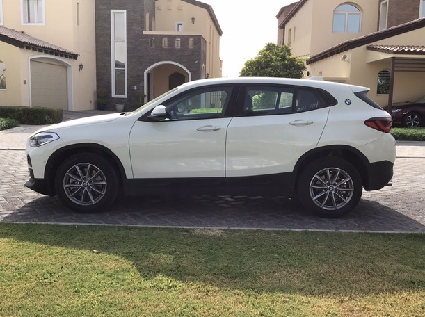 Used 2021 BMW X2 for sale in dubai