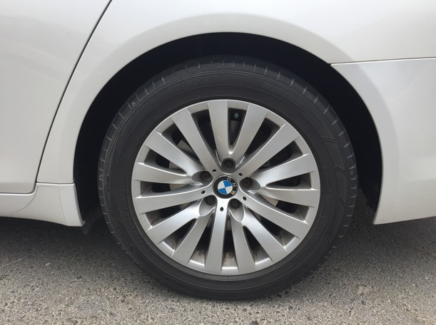 Used 2012 BMW 730 for sale in dubai