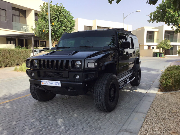 Used 2005 HUMMER H2 for sale in dubai
