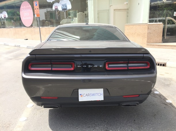 Used 2020 Dodge Challenger for sale in dubai