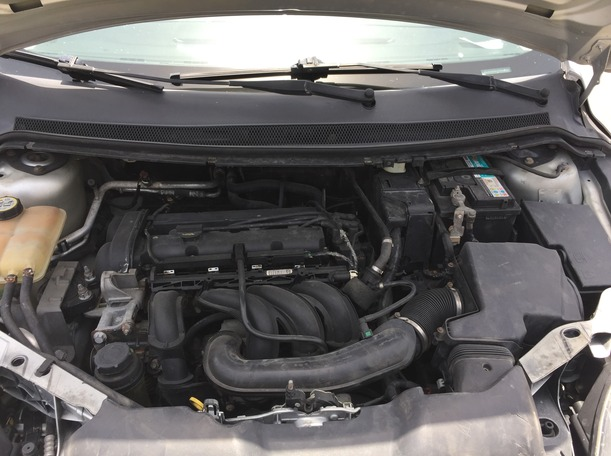 Used 2008 Ford Focus for sale in dubai