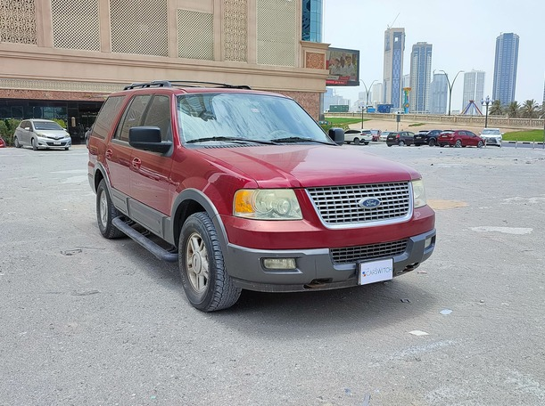 Used 2006 Ford Expedition for sale in sharjah