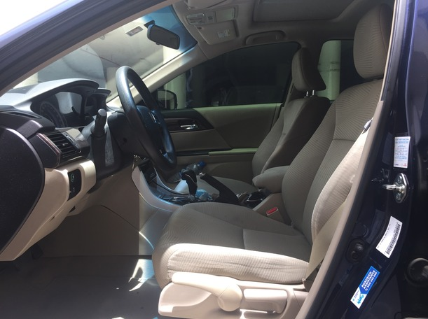 Used 2017 Honda Accord for sale in sharjah