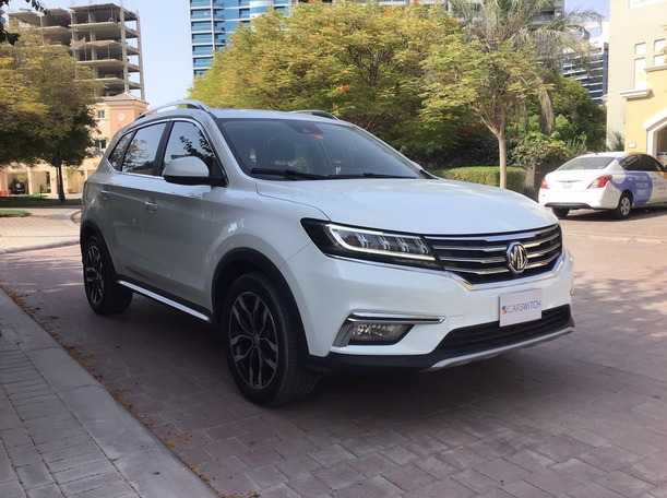 Used 2019 MG RX5 for sale in dubai