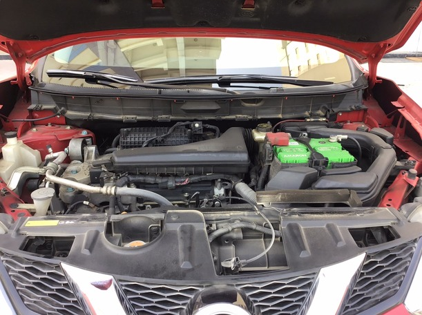Used 2016 Nissan X-Trail for sale in dubai